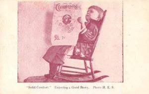 Hartford Connecticut Brown's Drug Store Bell's Tooth Powder Ad Postcard J75811
