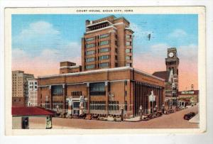 Iowa  Sioux City  Court House