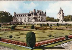 BF15499 le chateau de chenonceaux vue d ensemble et les france  front/back image