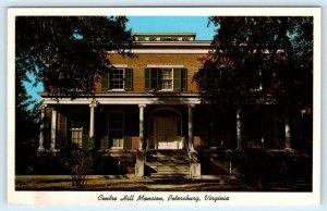 PETERSBURG, Virginia VA ~ Museum CENTRE HILL MANSION c1950s  Postcard