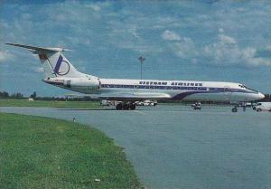Vietnam Airlines Tupolev 134 VN A126