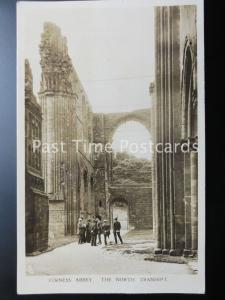 Old RP Tucks - Furness Abbey, The North Transept - Pub for the FURNESS RAILWAY