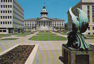South Carolina's State House Columbia South Carolina