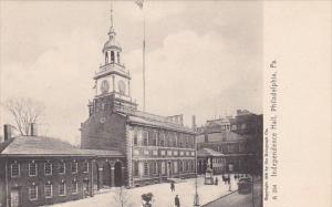 Independence Hall, Philadelphia, Pennsylvania,  00-10s