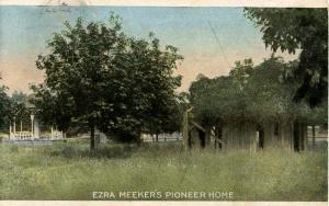WA - Puyallup. Ezra Meeker's Pioneer Home