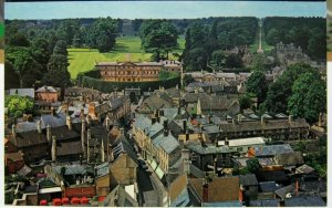 England Cirencester Park from the Parish Church Tower - unposted