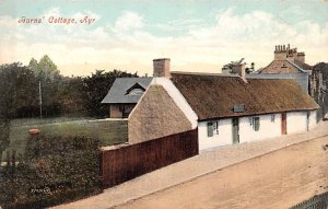 Burn's Cottage Ayr Scotland, UK Unused