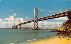 USA San Francisco Bay Bridge Panorama Pont California