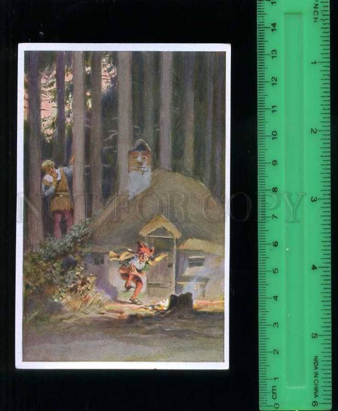 222417 Grimm Tale Rumpelstiltskin Paul HEY gnome Tobacco