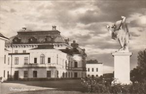 Sweden Drottingholms Slott Real Photo