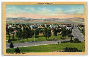 Mid-1900s Boulder City, NV Postcard
