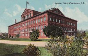 The Pension Office, Washington, DC - Largest Brick building in the World - DB