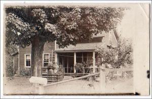 RPPC, Farm House, ? Oswego NY Area NY ?
