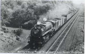 RPPC of Boston & Maine Steam Locomotive #4109, Bumblebee
