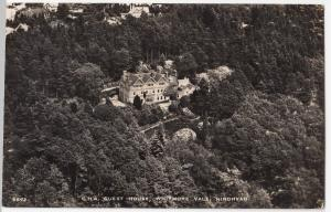 Surrey; CHA Guest House, Whitmore Vale, Hindhead RP PPC, 1937 PMK, Aerial Photo