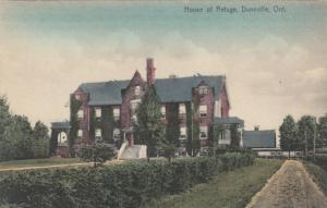 DUNNVILLE , Ontario , Canada, 1900-10s ; House of Refuge
