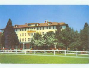 Unused Pre-1980 CAROLINA HOTEL Pinehurst North Carolina NC hr6038
