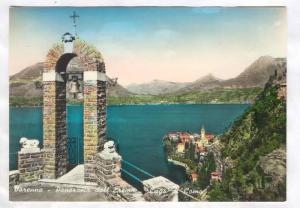 RP; Hand-Colored, Varenna, Panorama dall´ Eremo, Lago Di Como, Lombardia, It...