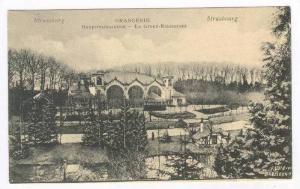 Strasbourg, 00-10s Germany (Now France)   ORANGERIE, Hauptrestauration