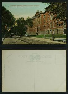 School of practical science  Toronto c 1910
