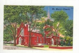 St Mary's Church, Greenville, South Carolina, 30-40s