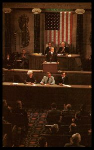 President Carter Reports to Congress on the Camp David Summit