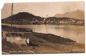 RPPC, Wrandell from Head of Bay, AK