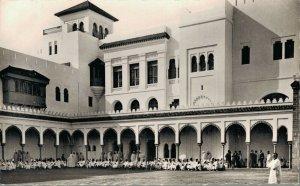 Mexico Rabat Interieur du Palais du Sultan 03.09