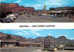 BG32674 sedona arizona oak creek canyon car voiture usa