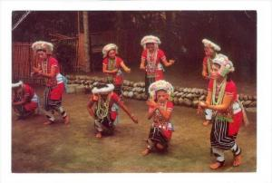 TAIPEI, Alishan Dancers, 50-60s