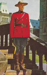 Royal Canadian Mounted Police, Canada, 1940-1960s