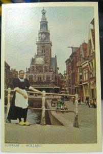 Netherlands Holland Alkmaar - unposted