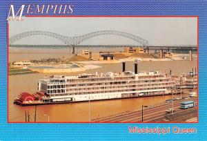 Mississippi Queen - Memphis Waterfront