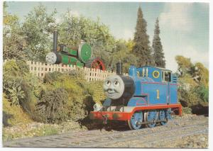 Thomas The Tank Engine & Friends Postcard, Unposted- Trevor The Traction Engine