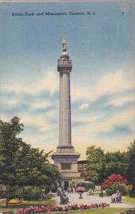 Battle Park And Monument Trenton New Jersey