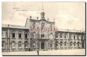 Old Postcard Arlon Musee Provinclal