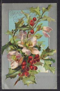 Christmas Mistletoe Flowers BIN