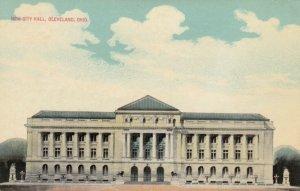 CLEVELAND, Ohio , 1900-10s; New City Hall