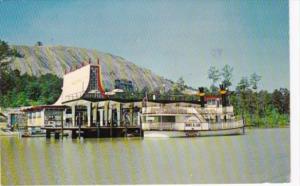 Georgia Stone Mountain The Robert E Lee At The Marina 1973