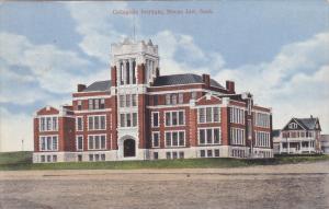 Collegiate Institute, MOOSE JAW, Saskatchewan, Canada, 1900-1910s