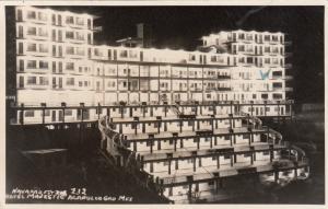 RP: ACAPULCO, Guerrero, Mexico, 1930-1950s; Hotel Majestic