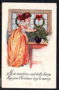 Christmas Woman BIN