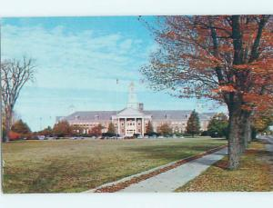 Unused Pre-1980 HIGH SCHOOL Rochester New Hampshire NH L9693