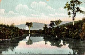 New Hampshire White Mountains Fabyan House 1908
