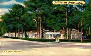 Florida Tallahassee The Tallahassee Motor Hotel
