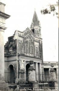 Argentina - Iglesia San Francisco RPPC 04.76