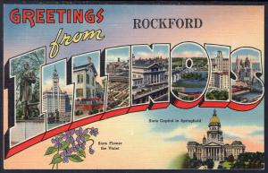 Greetings From Rockford,IL