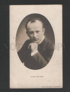 119511 WENDEL conductor Bremen Philharmonic Orchestra PHOTO
