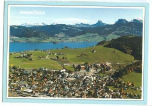 Switzerland, Einsiedeln, 1992 used Postcard