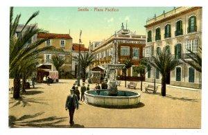 Spain - Sevilla. Pacifico Square